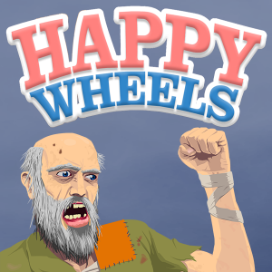 play Happy Wheels (Demo)