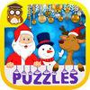 play Christmas Shapes Puzzle - Educational Word Learning Game For Kids & Toddlers