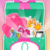 My Little Pony Friendship Necklace Game