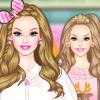 play Play Barbie Modern Thumbelina