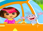 Dora Goes To Picnic game