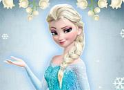Frozen Coloring Book Ii game