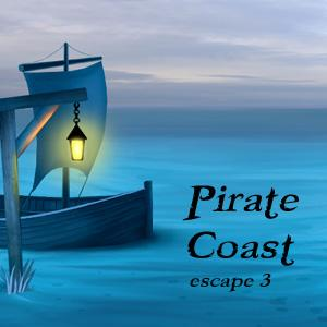 Pirate Coast Escape 3 game