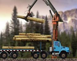 Timber Trucker game