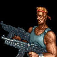 Contra 3: The Alien Wars game