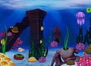 play Underwater World Treasure Escape