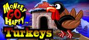 Monkey Go Happy Turkey game