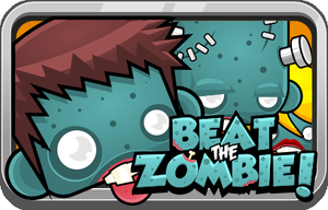 Beat The Zombie! game