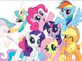 play My Little Pony Facebook Post Game