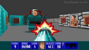 Wolfenstein 3D game