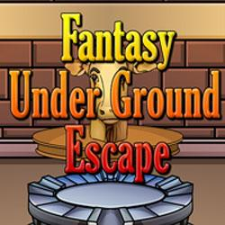 Fantasy Underground Escape game
