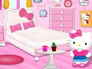 Hello Kitty Room Decoration game