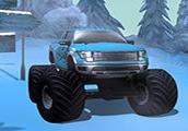 Extreme Winter 4X4 Rally game