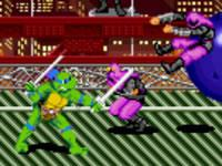 play Tmnt - Turtles In Time