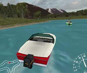 Boat Drive game