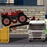 Monster Truck Intervention Squad game