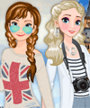 Frozen Sisters Europe Tour game