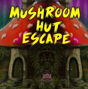 play Mushroom Hut Escape
