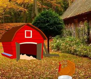 play Hiddeno Rescue Thanksgiving Turkey