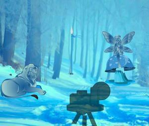 play 2Rule Snowfall Escape