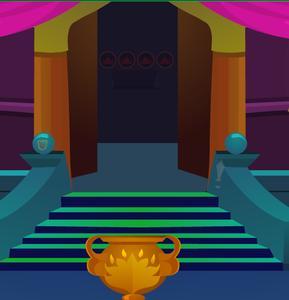 play Ajaz Blue Pillars Escape