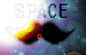 Space Mustache game