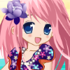 Flower Cutie Dressup Game game