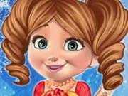 Baby Anna New Look game