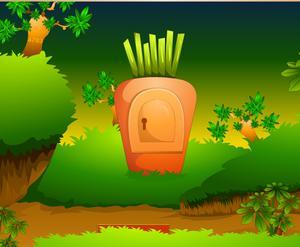 play Escapezone Yellow Bunny Escape