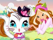 play Winx Club Pets Caring