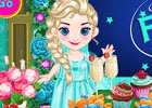 Baby Frozen Party Prepare game
