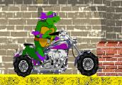 Tmnt Bike Zone 2 game