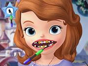 play Sofia The First Dental Care
