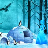 play Snow Queen Escape