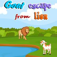 play Goat Escape From Lion