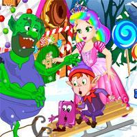 play Princess Juliet Winter Escape
