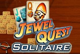 Jewel Quest Solitaire game