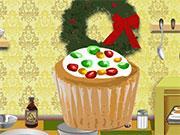 play Christmas Cupcakes