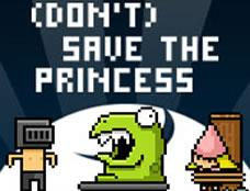 Dont Save The Princess game