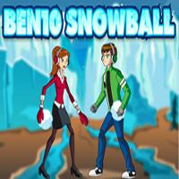 play Ben 10 Snowball