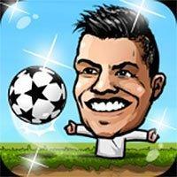 play Puppet Soccer 2015