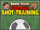 play Sports Heads: Football Shot Training