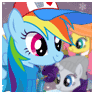 Dress Up The Mane Six Ponies! game