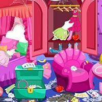 play Princess Room Cleanup 3