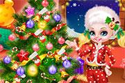 Barbie And Ken Xmas Babies game
