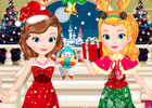 Sofia Christmas Date With Amber game