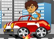 play Diego Zombie Racing
