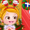 play Play Baby Hazel Christmas Outfit