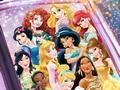 play Disney Princesses New Year Resolutions
