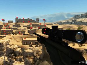 sniper online game